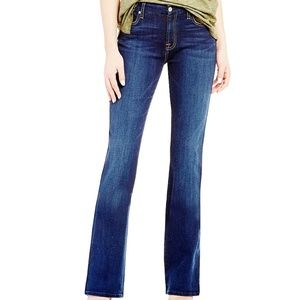 7 For All Mankind | Kimmie Dark Wash Bootcut Jeans